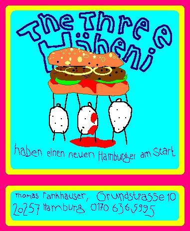 Der Thunfisch im Hamburger